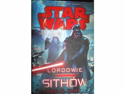 Star Wars Lordowie Sithów - Paul Kemp2015 24h wys