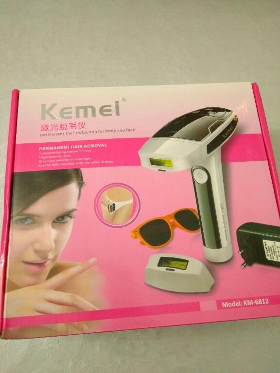 Depilator Laserowy IPL Kamei 6812