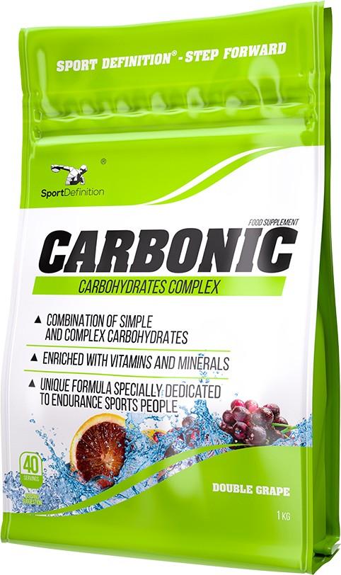 SPORT DEFINITION CARBONIC 1000G Double Grape