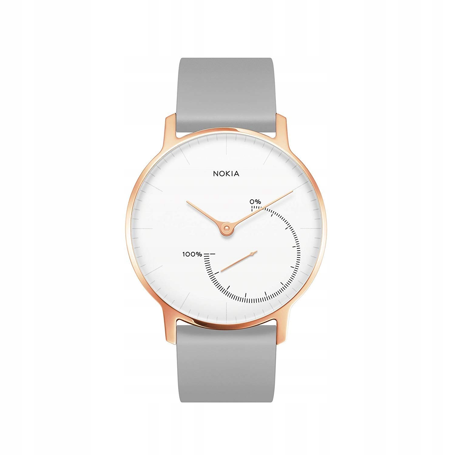 1438Withings Nokia Steel limited edition rose gold