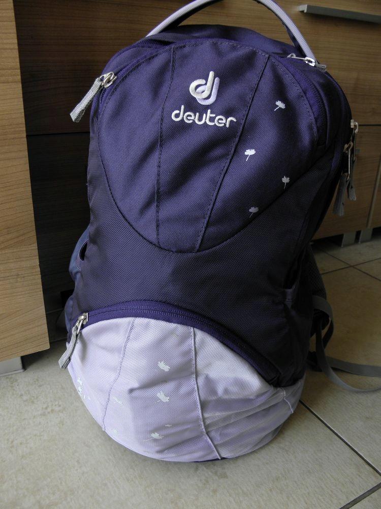 Plecak turystyczny rowerowy DEUTER ok.30 litrów