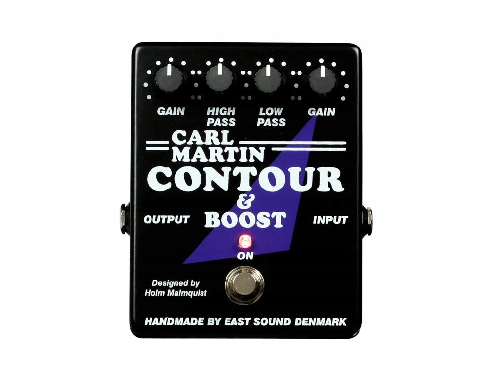 CARL MARTIN Contour'n Boost