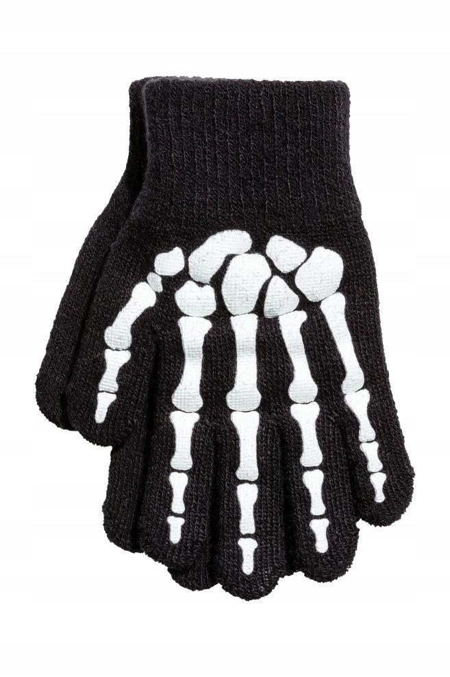 H&M, 134/170, rękawiczki