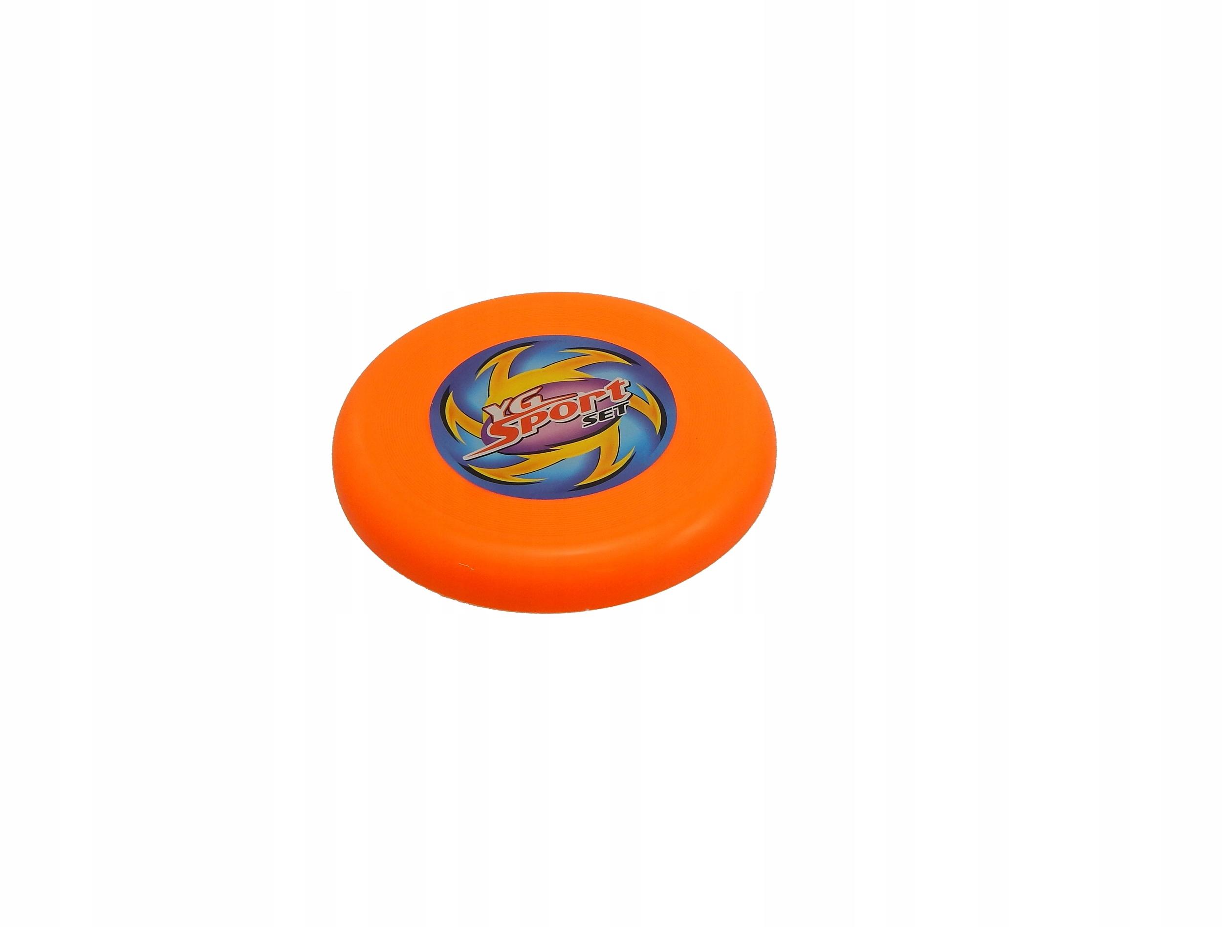 A4725 Dysk do rzucania pomarańczowy
