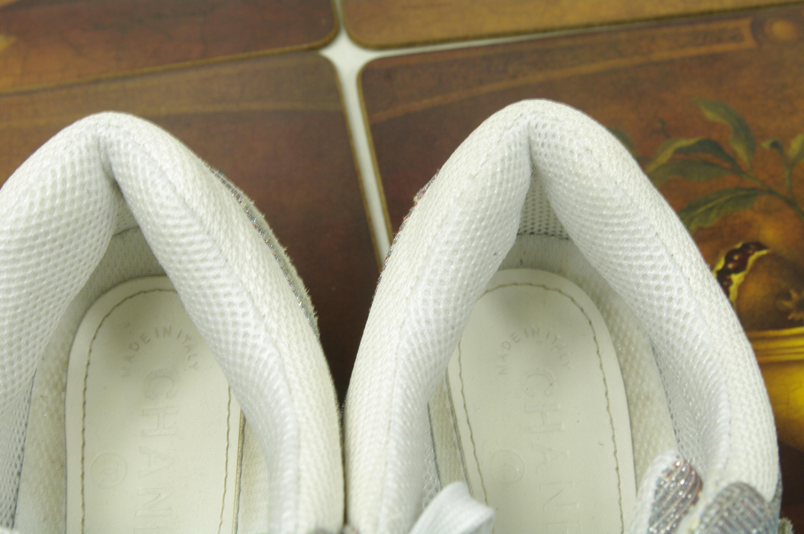a5b74f5a734dc CHANEL buty sportowe rozmiar 39 - 7486230031 - oficjalne archiwum ...