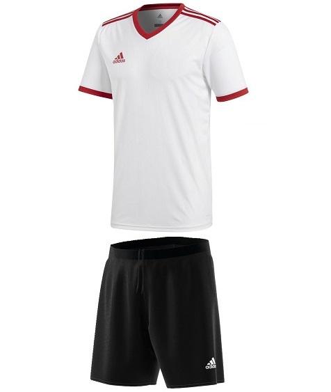Męski Komplet Strój Piłkarski Adidas Regista 18