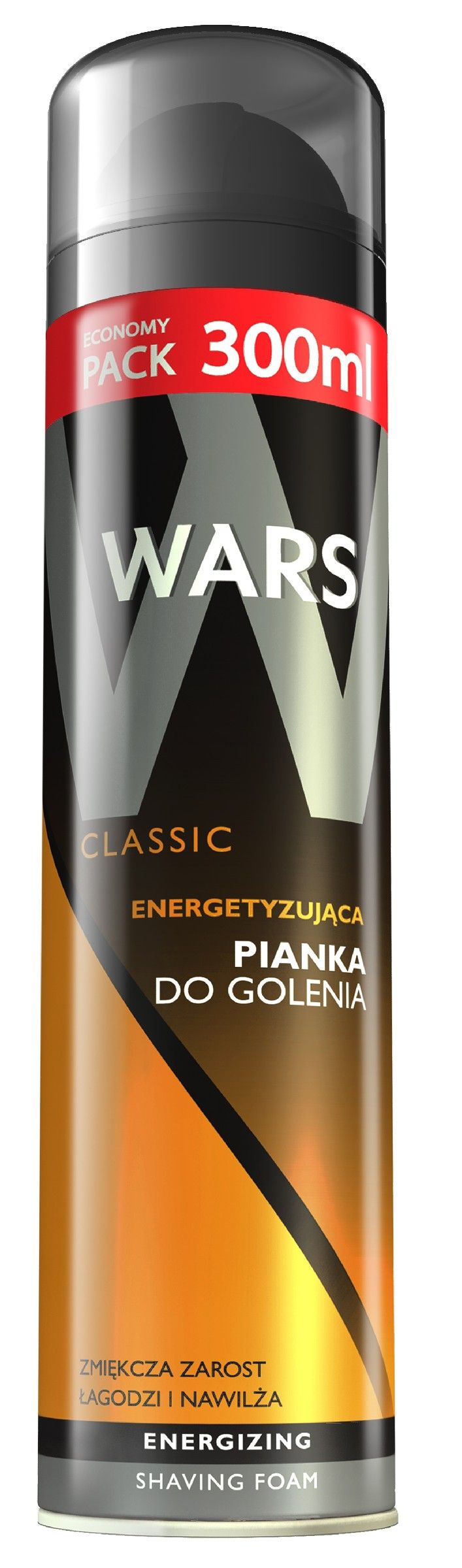 Pianka do golenia Wars Classic Miraculum 300 ml
