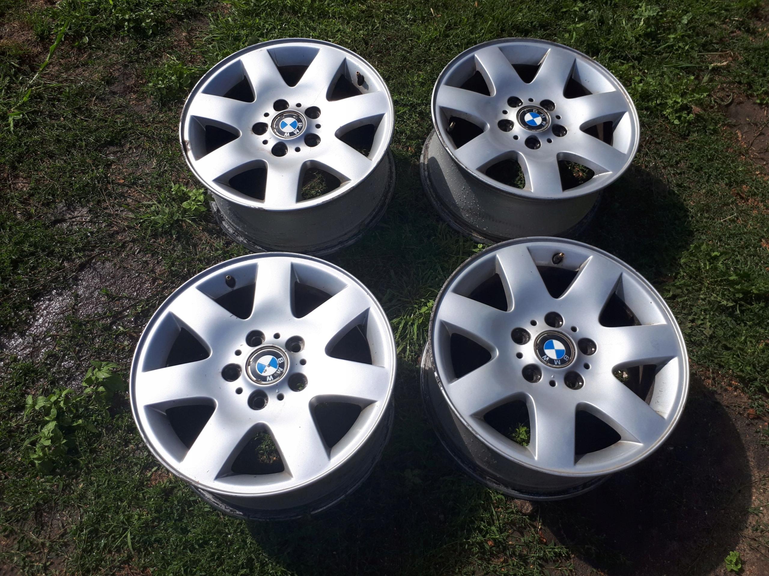 FELGI ALUFELGI BMW E46 E36 7Jx16 ET47 5X120 R16