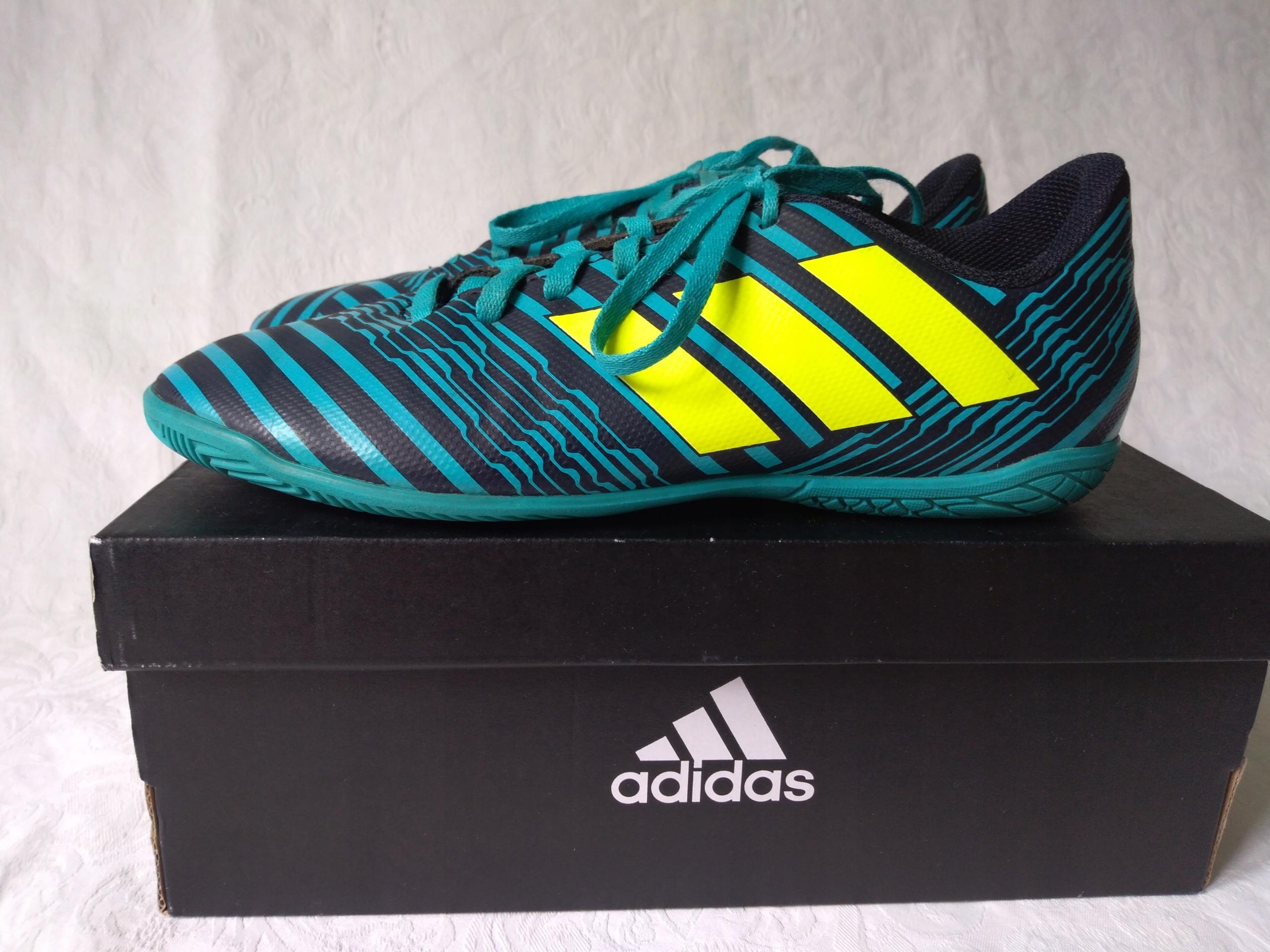 Adidas NEMEZIZ Junior halówki r. 38