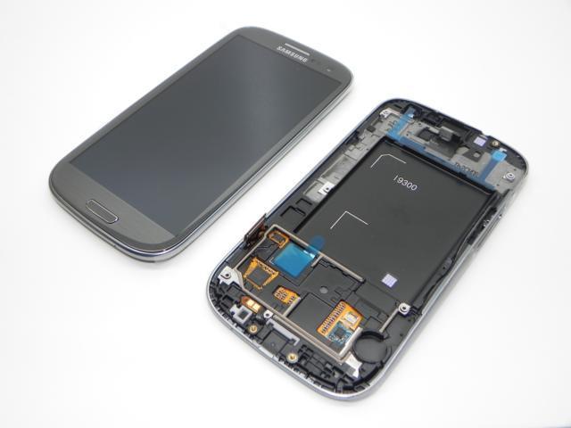 100%OR WYŚWIETLACZ LCD DOTYK SAMSUNG i9300 S3 GREY