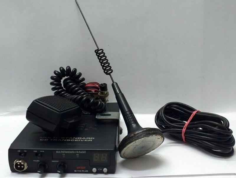 CB RADIO INTEK M-110 PLUS