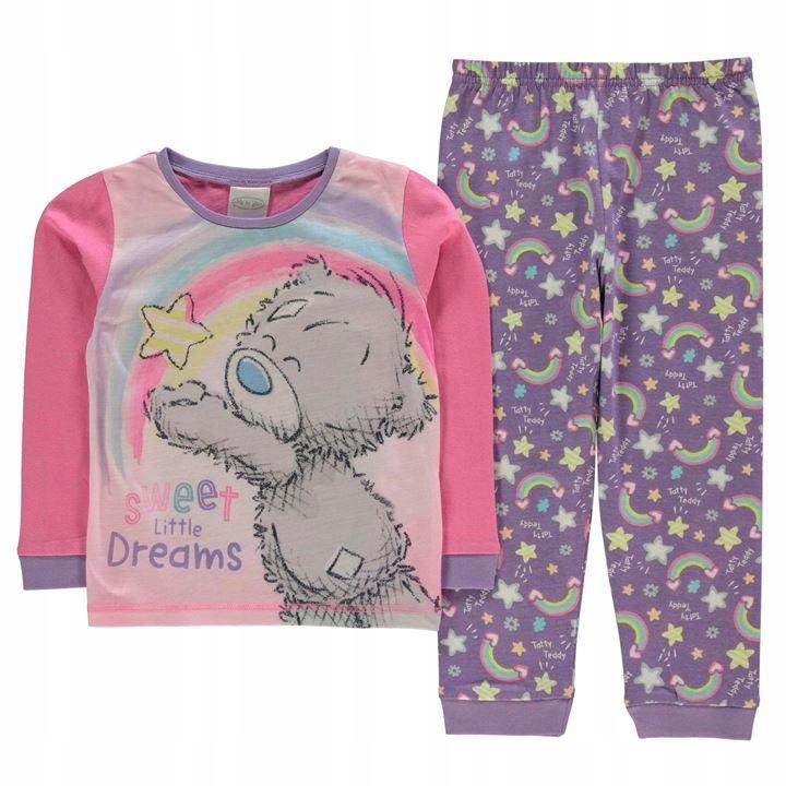 Disney Tatty Teddy oryginalna pidżama 3-4 lat 5051