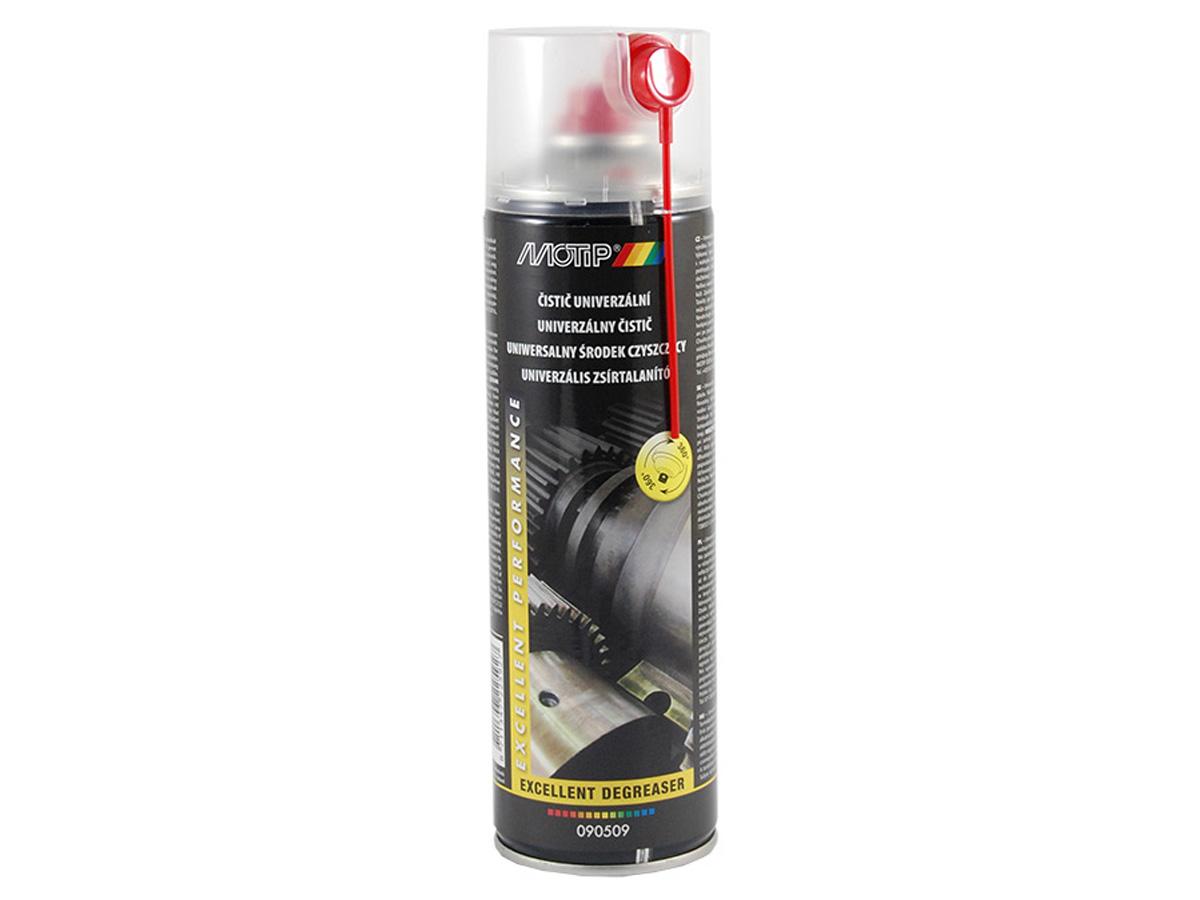 Odłuszczacz do usuwania smarów 500ml MOTIP 090509