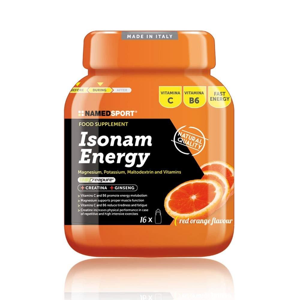 25BG NAPÓJ IZOTONICZNY NamedSport Isonam Energy