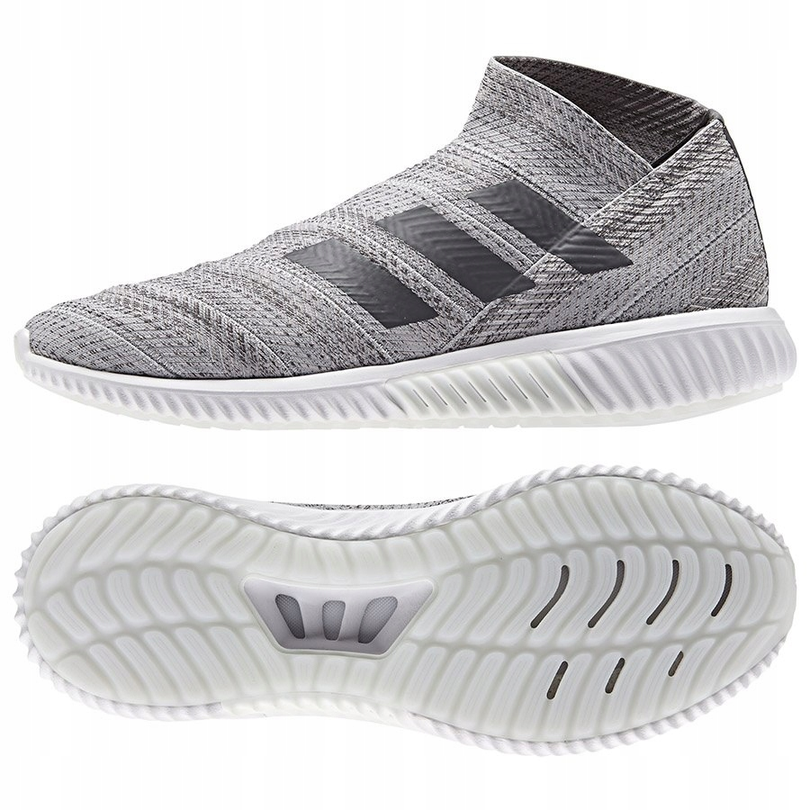 Buty adidas Nemeziz 18.1 TR BC0560 szary 43 1/3