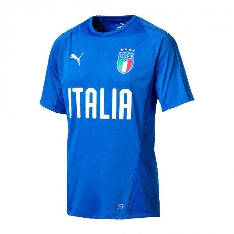 Koszulka PUMA WŁOCHY size L BLUE2