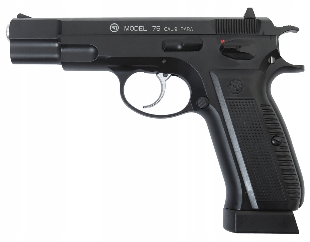 Wiatrówka CZ 75 Blow Back 4,5 mm MS