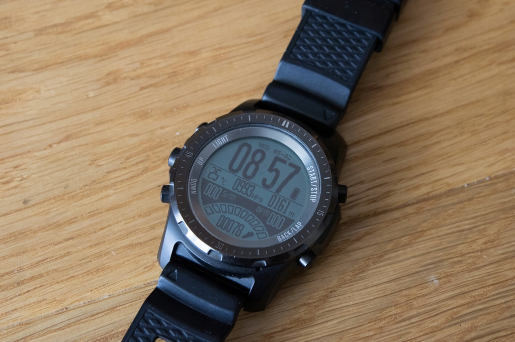 GPS Watch S966