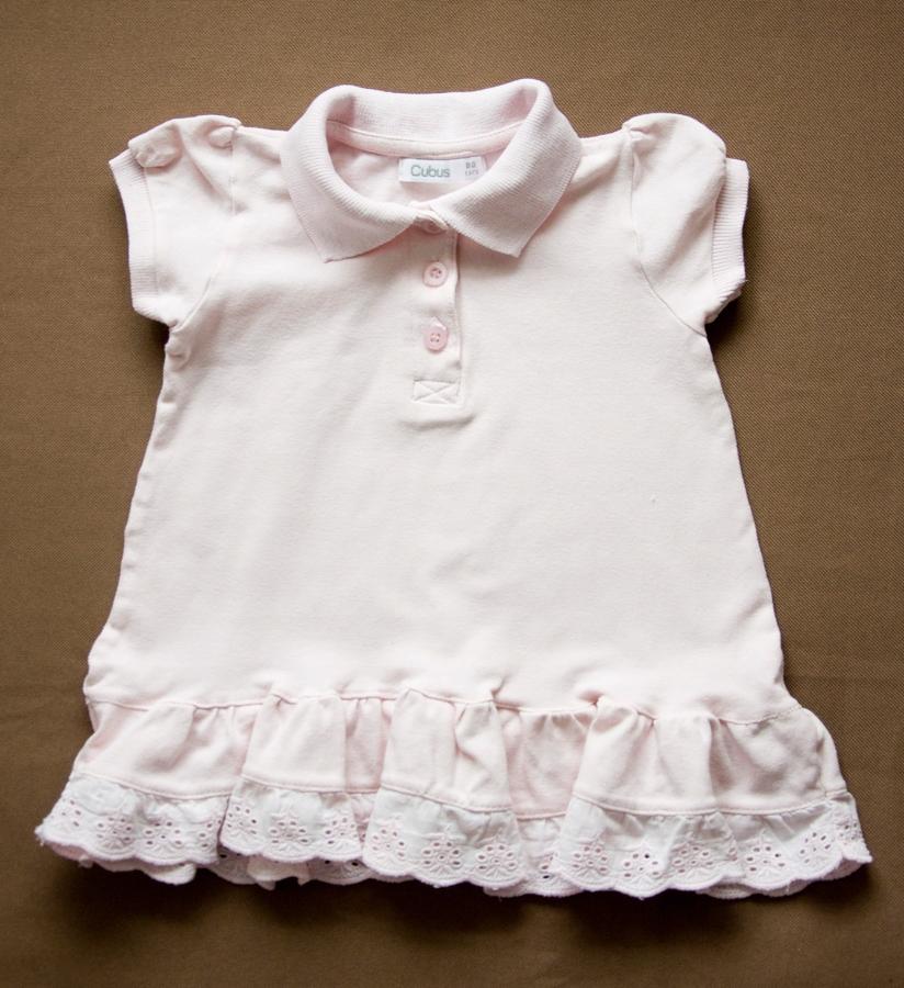 T-shirt tunika CUBUS R 80 9-12m