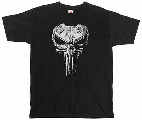 koszulki the punisher czacha skull RÓŻNE prezent