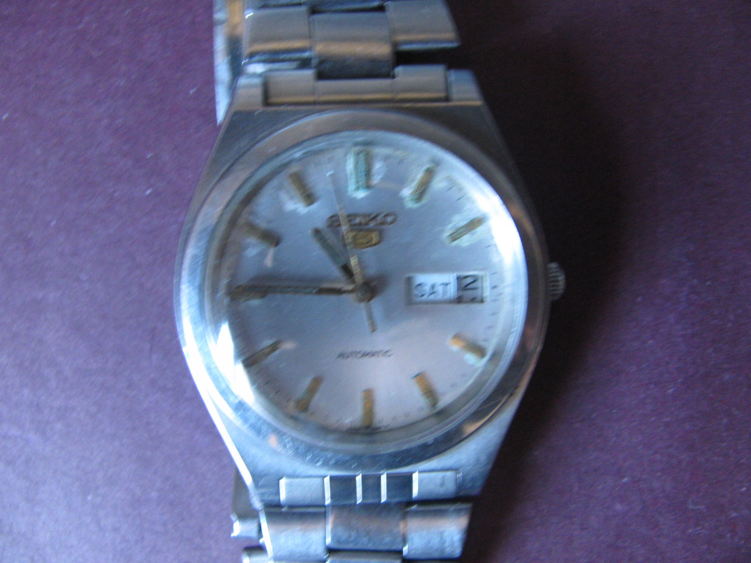 zegarek automatyczny w Oficjalnym Archiwum Allegro Strona