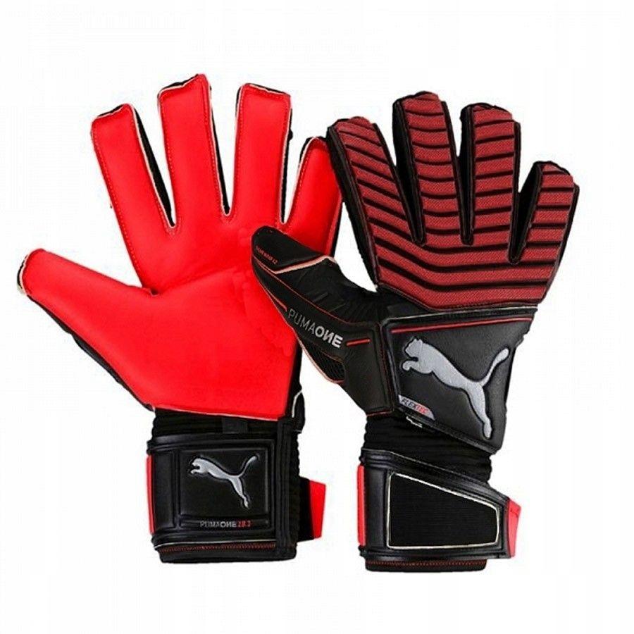 Rękawice Puma One Protect 18.1 041439 22 CZARNY 10