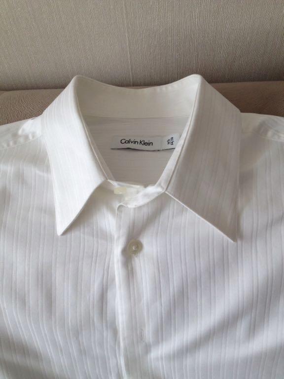 Koszula męska 16,5 Calvin Klein