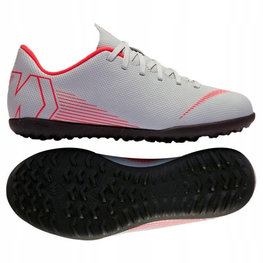 Buty Nike JR Mercurial VaporX 12 club TF GS AH7355