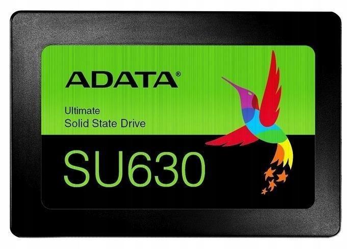 "Dysk SSD ADATA Ultimate SU630 480GB 2,5"" SATA"