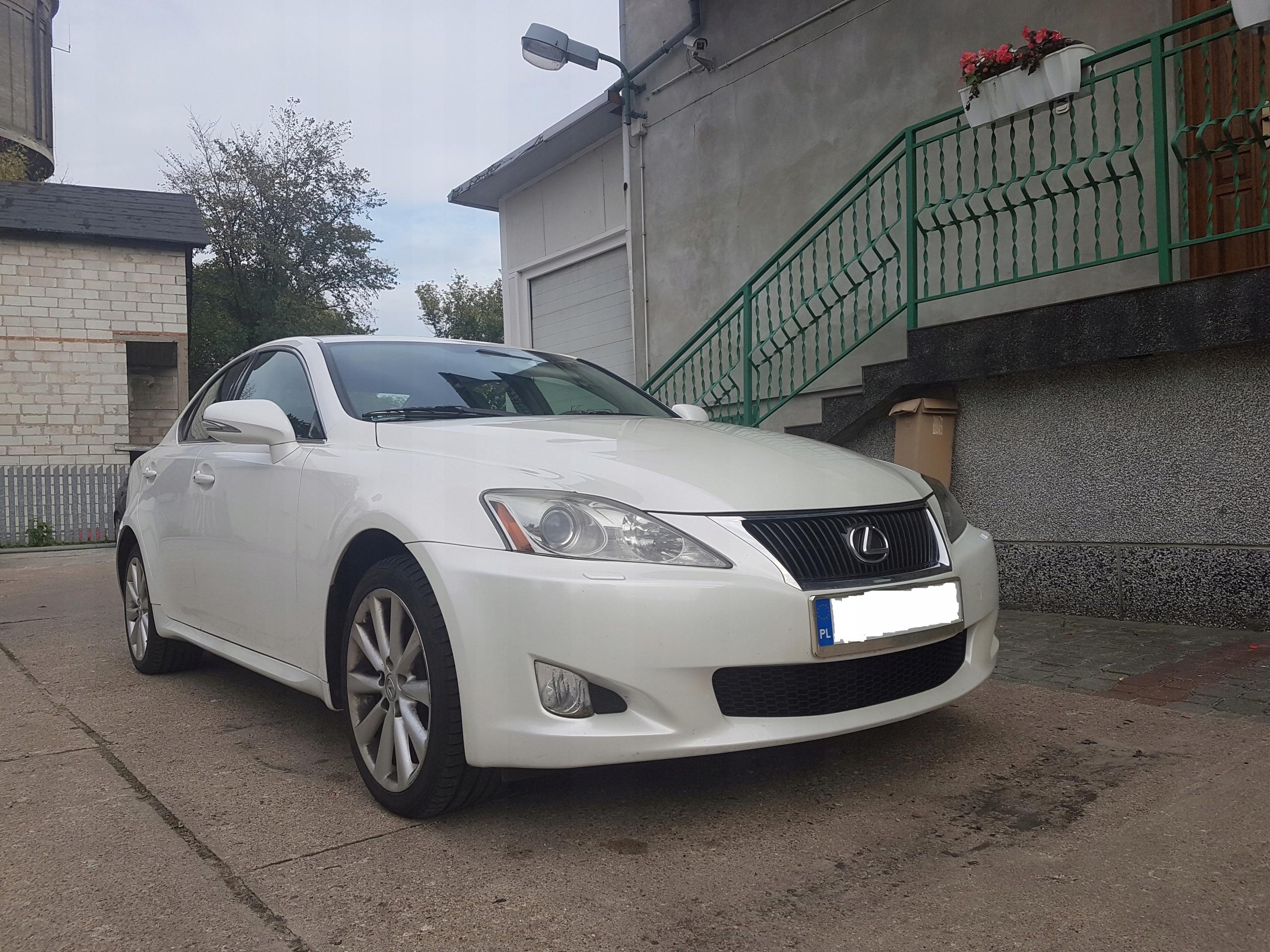 987702283a Lexus IS 250 V6 AWD wersja PRESTIGE - 7559276540 - oficjalne ...