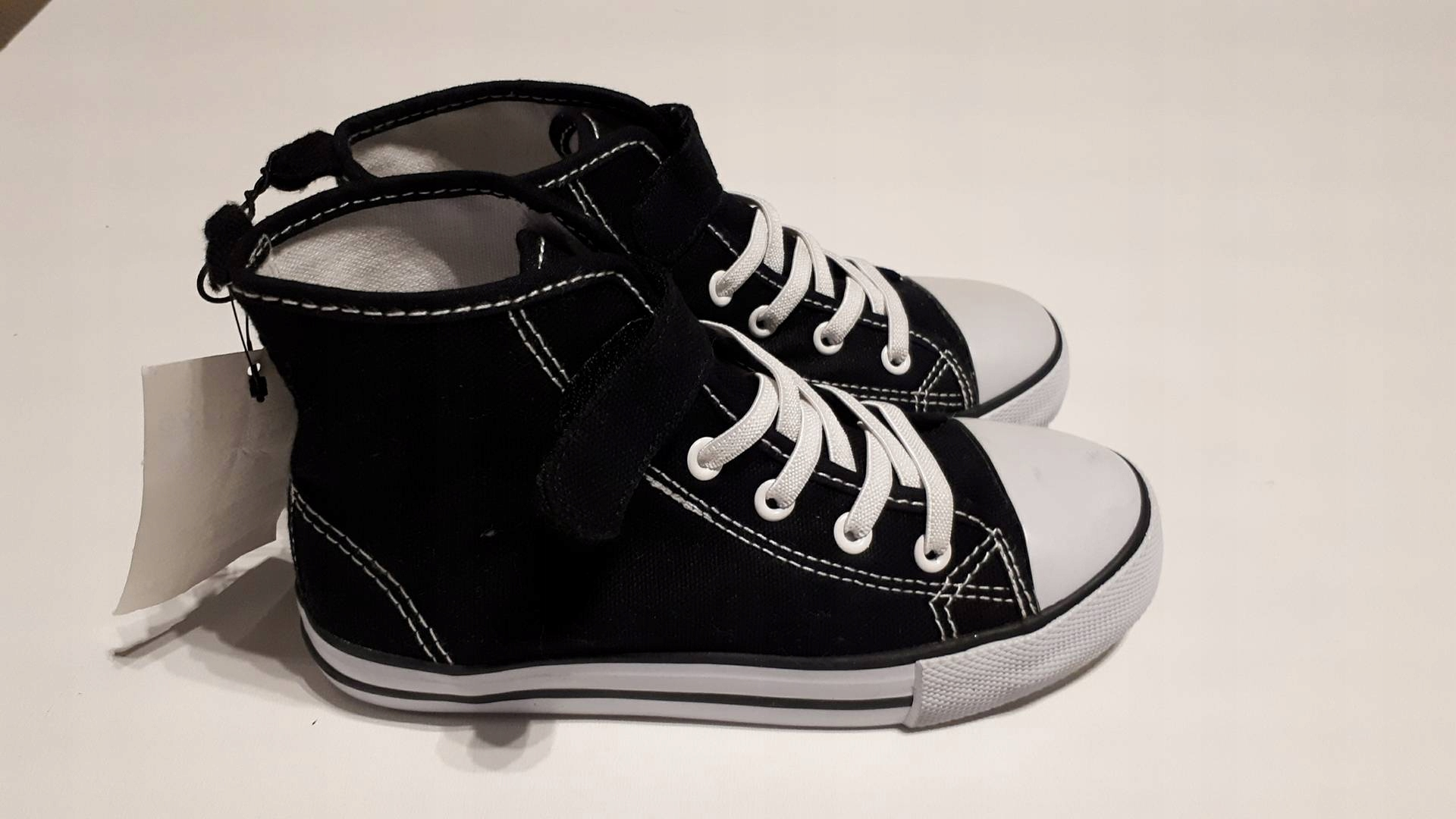 876d4fff H&M Płócienne buty sportowe rozm. 31 - 7684851695 - oficjalne ...