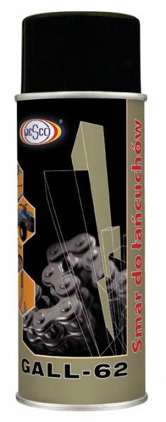 SMAR DO ŁAŃCUCHÓW GALL-62 400 ml
