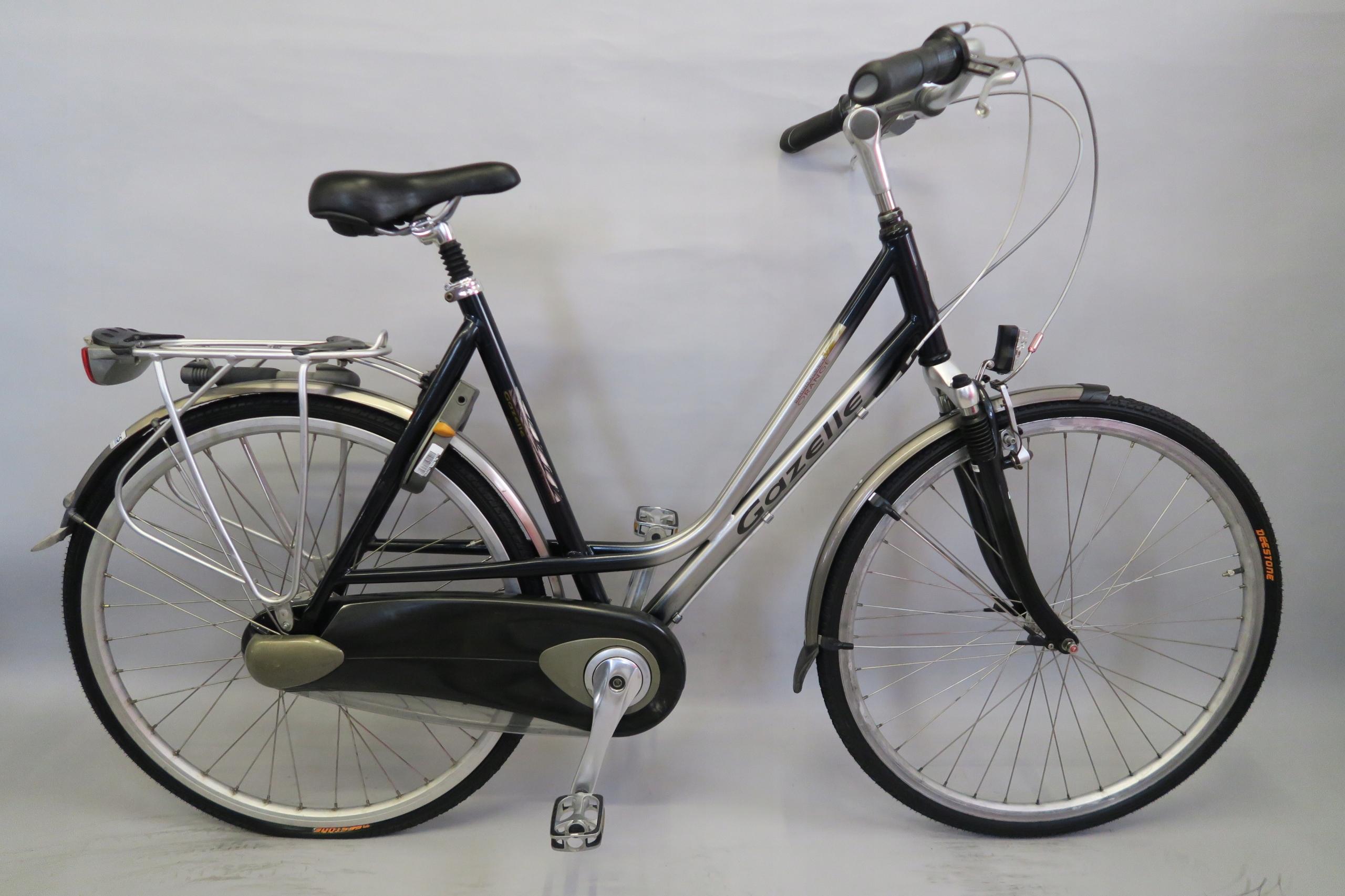 Markowy rower holenderski Gazelle Orange Nexus