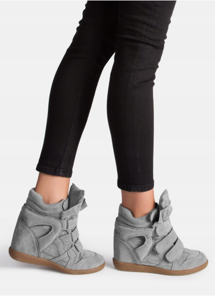 Vices london sneakersy buty szare 40