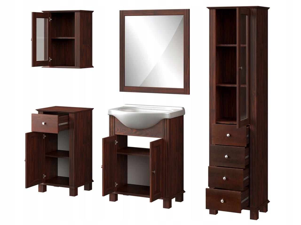 łazienka Retro 65 Meble Do łazienki Umywalka 7557957892
