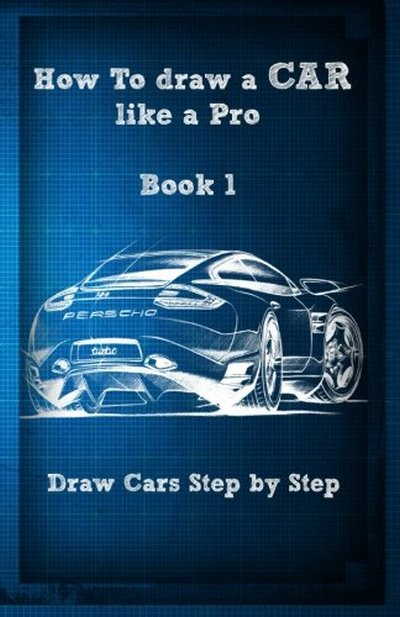 I Draw Cars Book