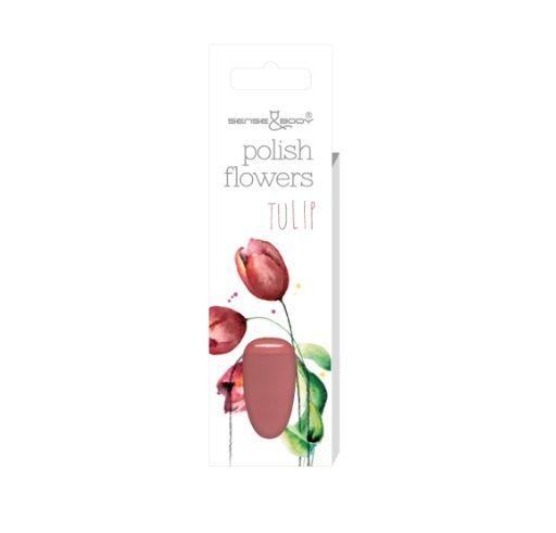 Sense & Body Polish Flowers Tulip pachnący lak