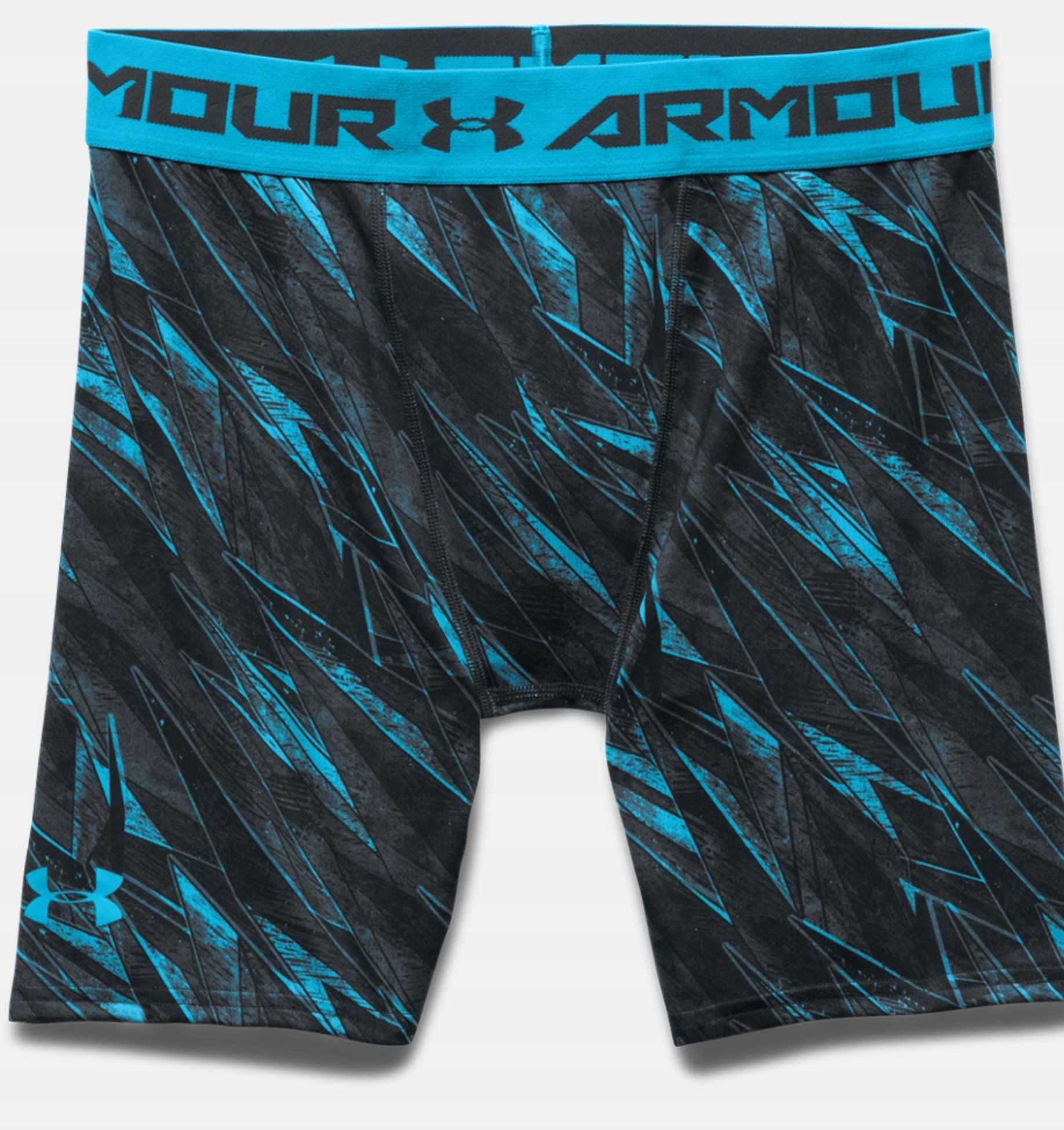 UNDER ARMOUR spodenki compression printed #M