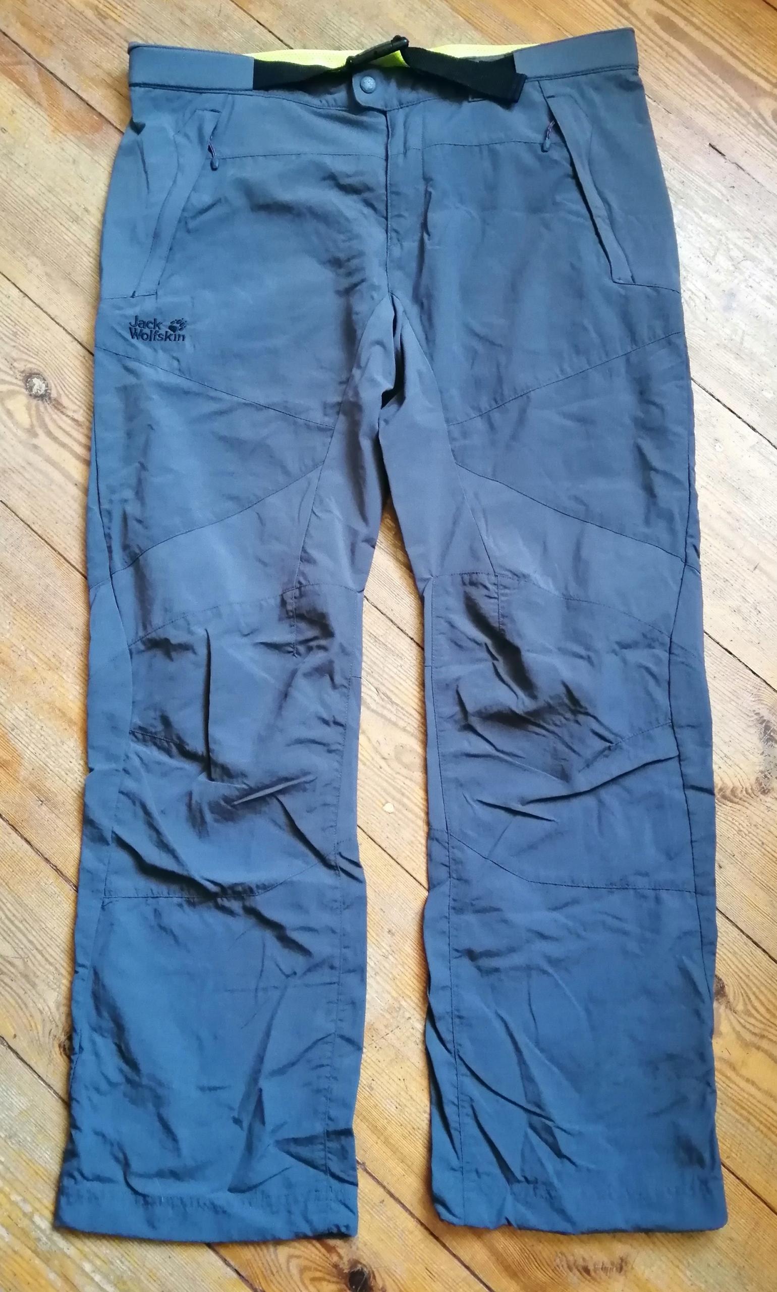 JACK WOLFSKIN, spodnie trekkingowe, rozm. XL