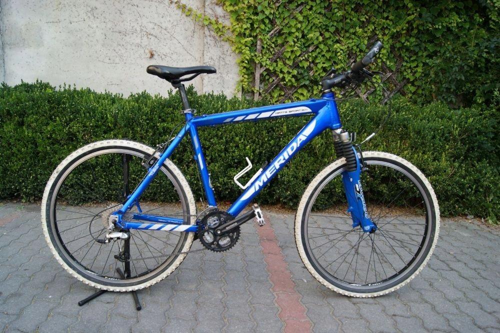 R173 Alu rower górski Merida Matts 26''koła, DEORE