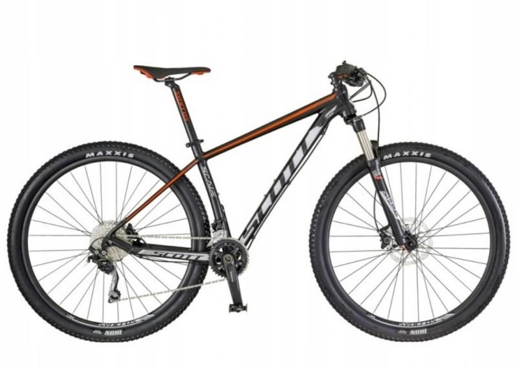 Skradziono rower Scott Scale 990 Nagroda 800zl