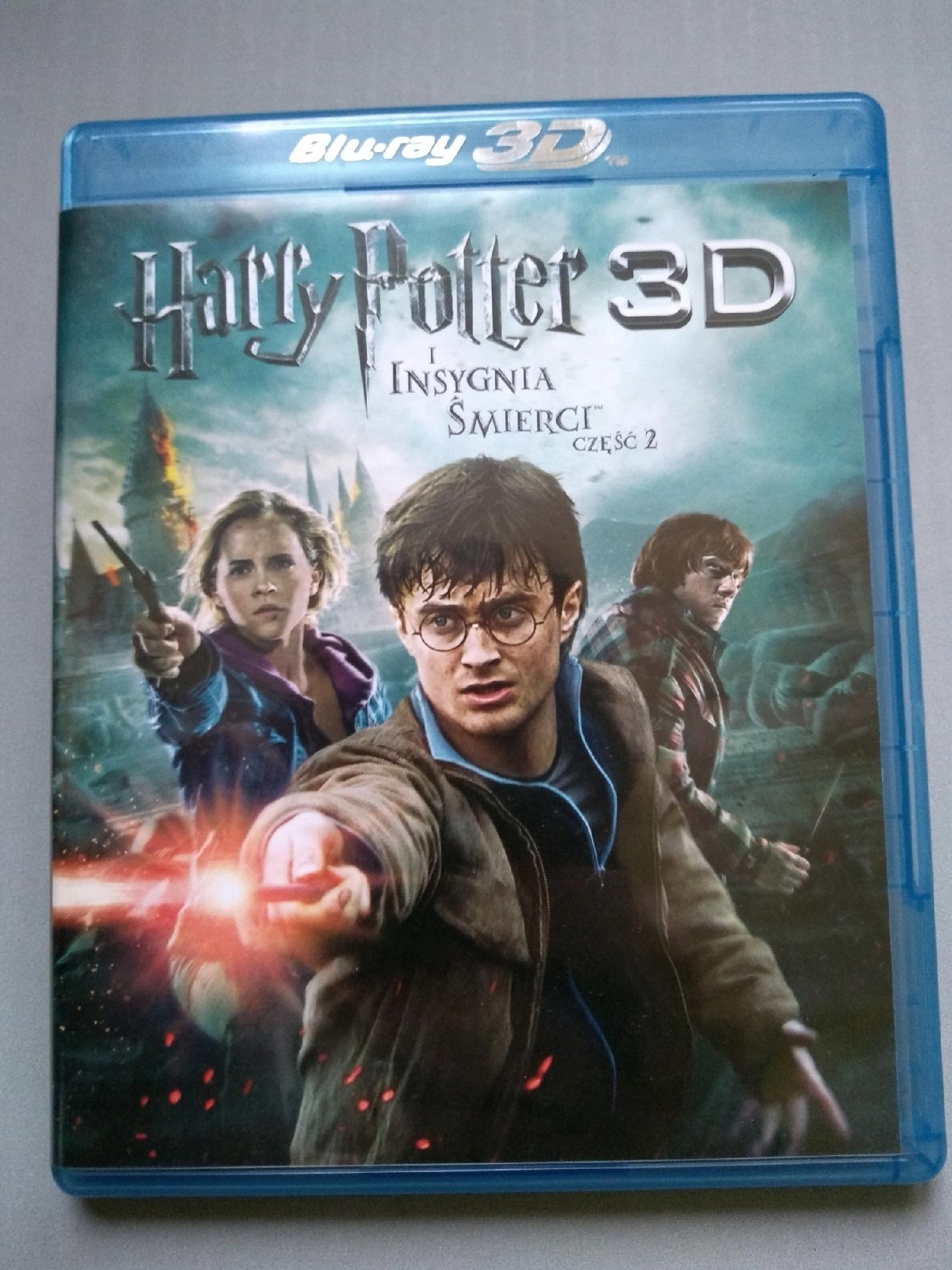 Harry Potter i insygnia śmierci część 2 (3D)