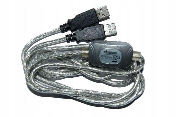Kabel USB / USB PC / PC 1,8m Link