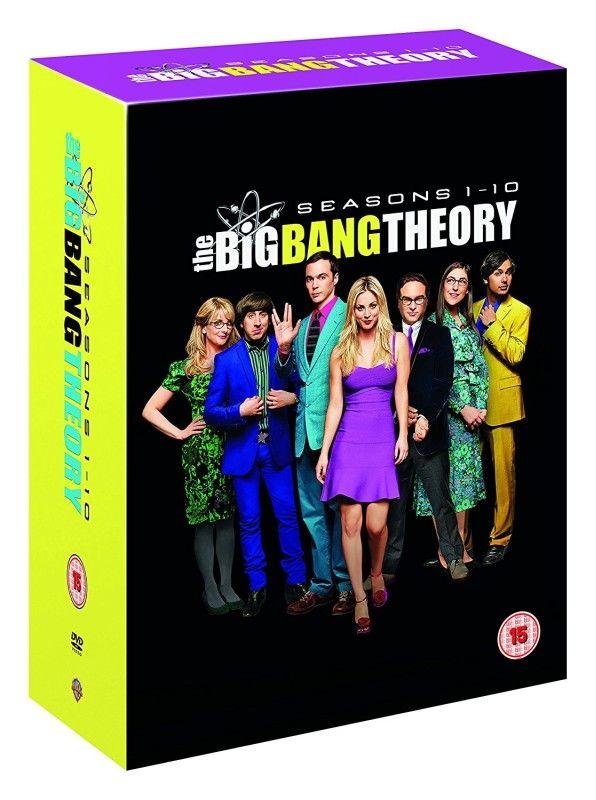 Teoria Wielkiego Podrywu [31 DVD] Sezony 1-10