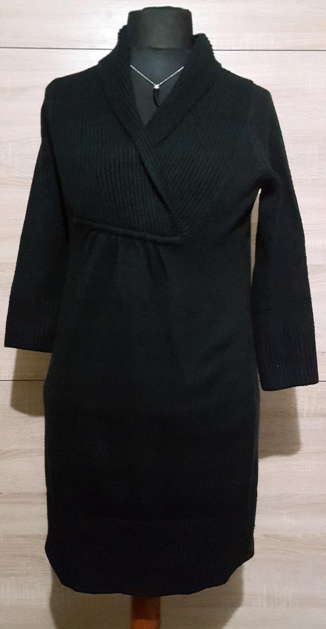 Sweterek damski długi H&M rozmiar M.