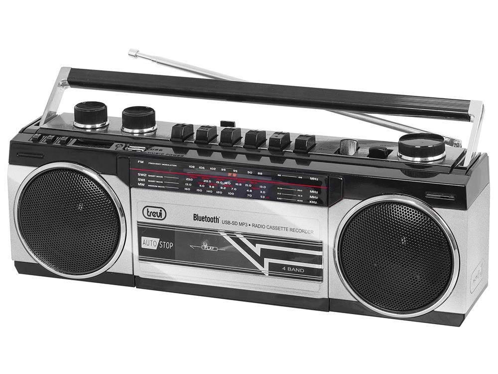 TREVI Radiomagnetofon Rr501 Z USB SD MP3 i25833