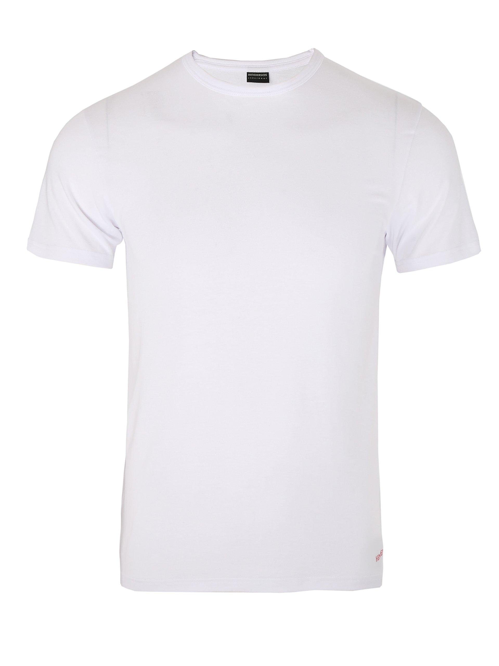 Podkoszulek Henderson Koszulka BIAŁA Bawełna XL