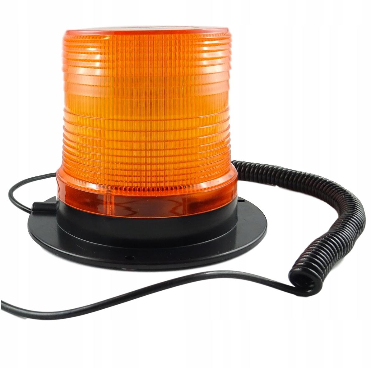 Lampa ostrzegawcza LED 12-24V mages kogut TT.826