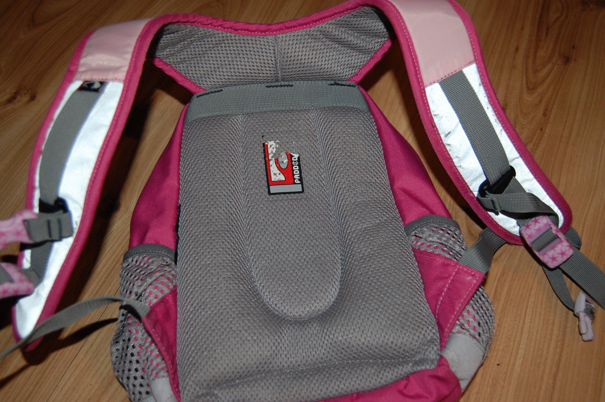 plecak profilowany do przedszkola WYCIECZKI