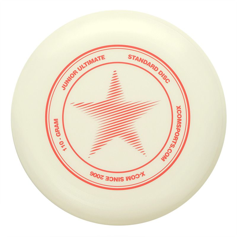 DYSK FRISBEE X-COM UJ110 STAR LIGHT NIGHT GLOW JUN
